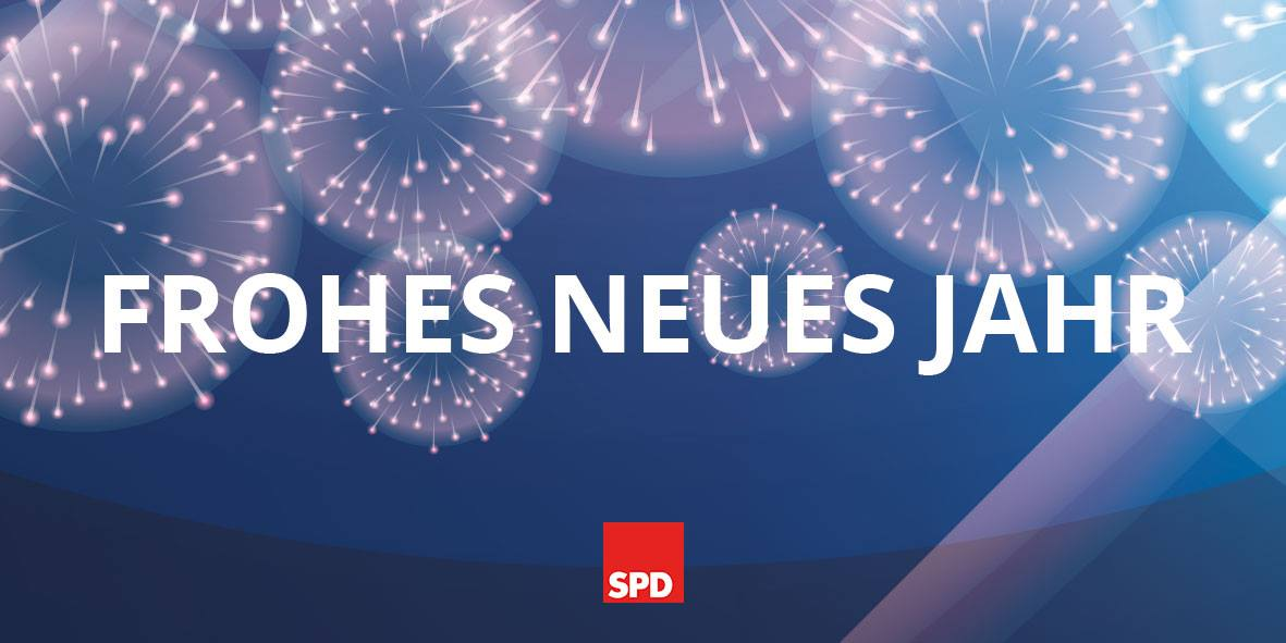 Frohes Neues Jahr 2017! - SPD Mitterfels-Haselbach